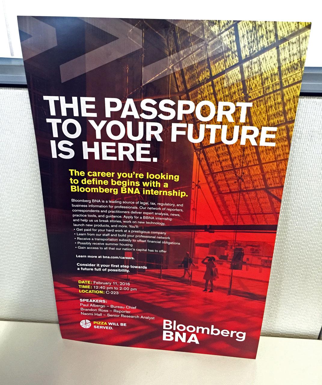 Bloomberg BNA ad