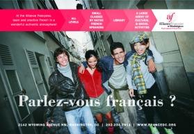 Signage design | Alliance Française